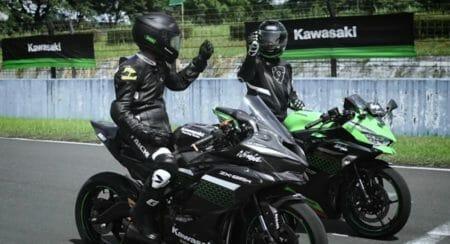 Kawasaki Zx-25R Custom Sentul Circuit