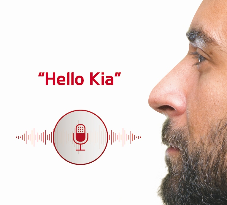 Kia Seltos with Voice Command – Hello Kia
