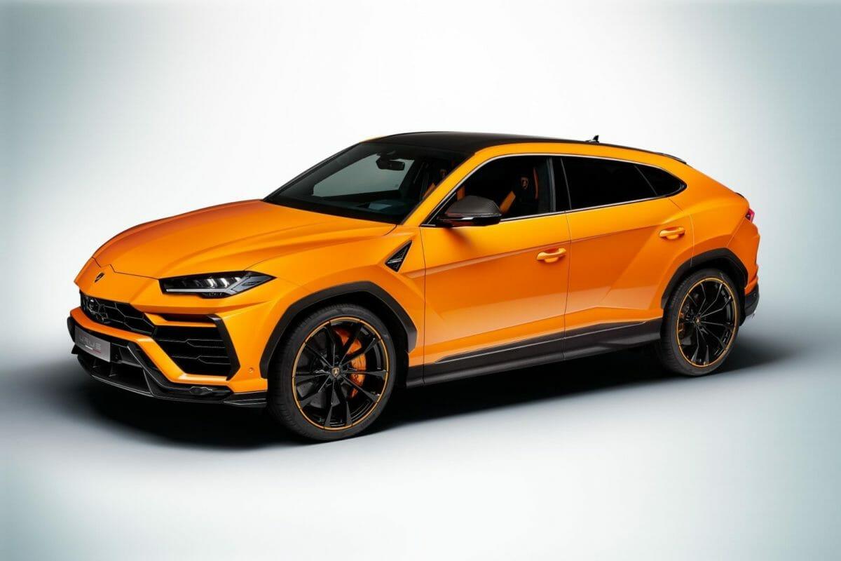 Lamborghini Urus Pearl Capsule – Orange front (1)