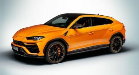 Lamborghini Urus Pearl Capsule - Orange front (1)