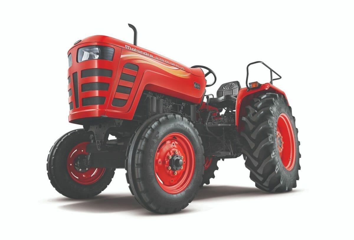 Mahindra Tractors 575 DI Sarpanch plus