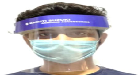 Maruti Suzuki health accessories