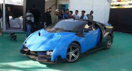 Maruti-eeco-turned-sportscar