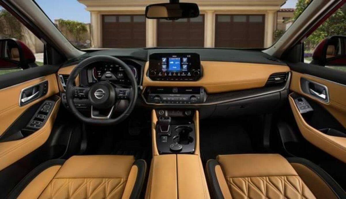 Nissan X Trail 2020 1
