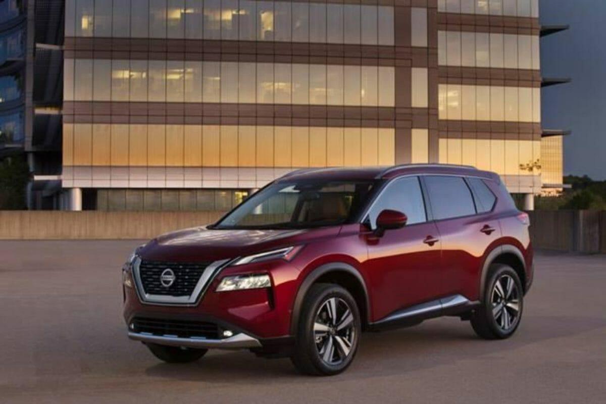 Nissan X Trail 2020