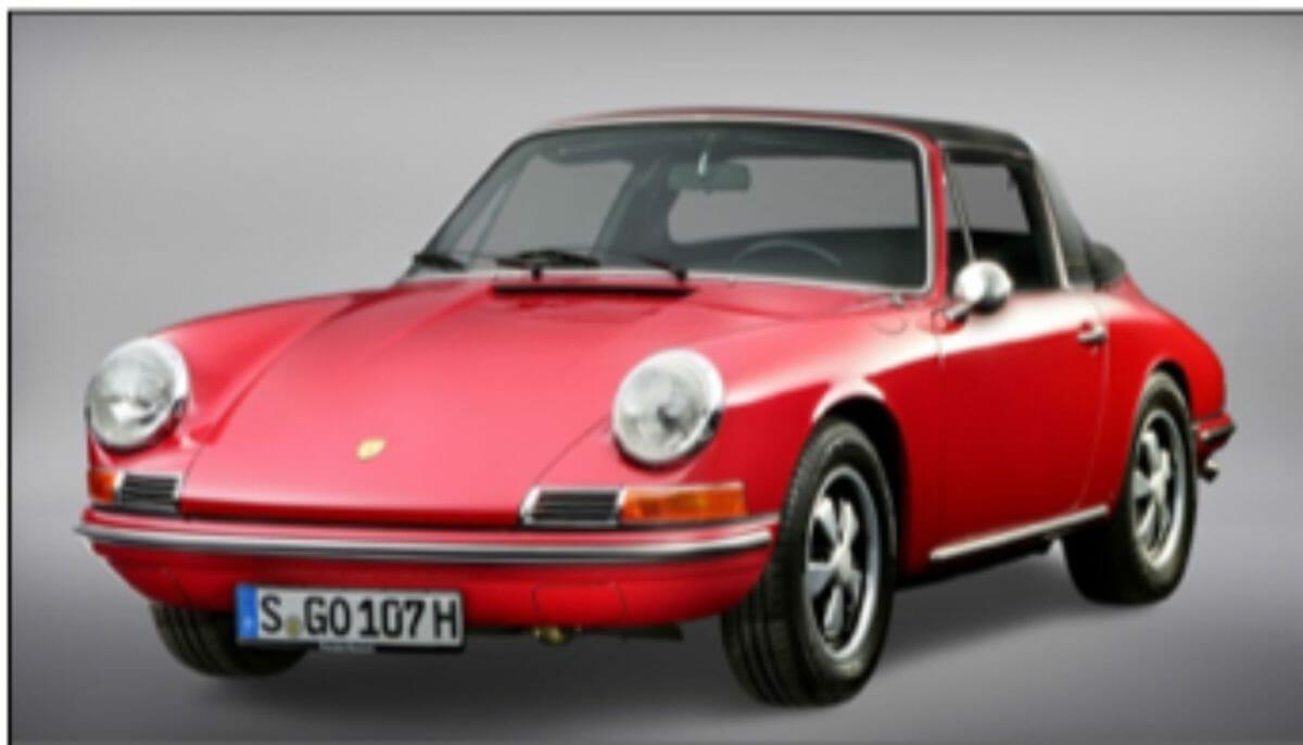 Porsche 911 Targa 1st gen