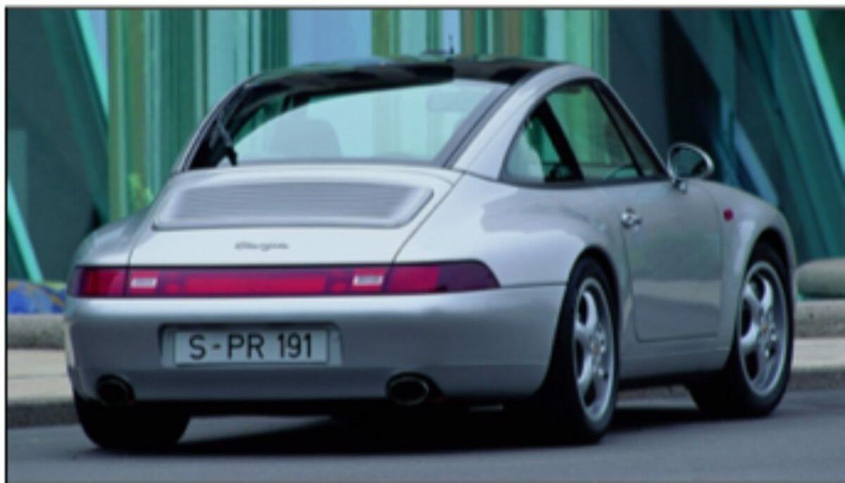 Porsche 911 Targa 4th gen