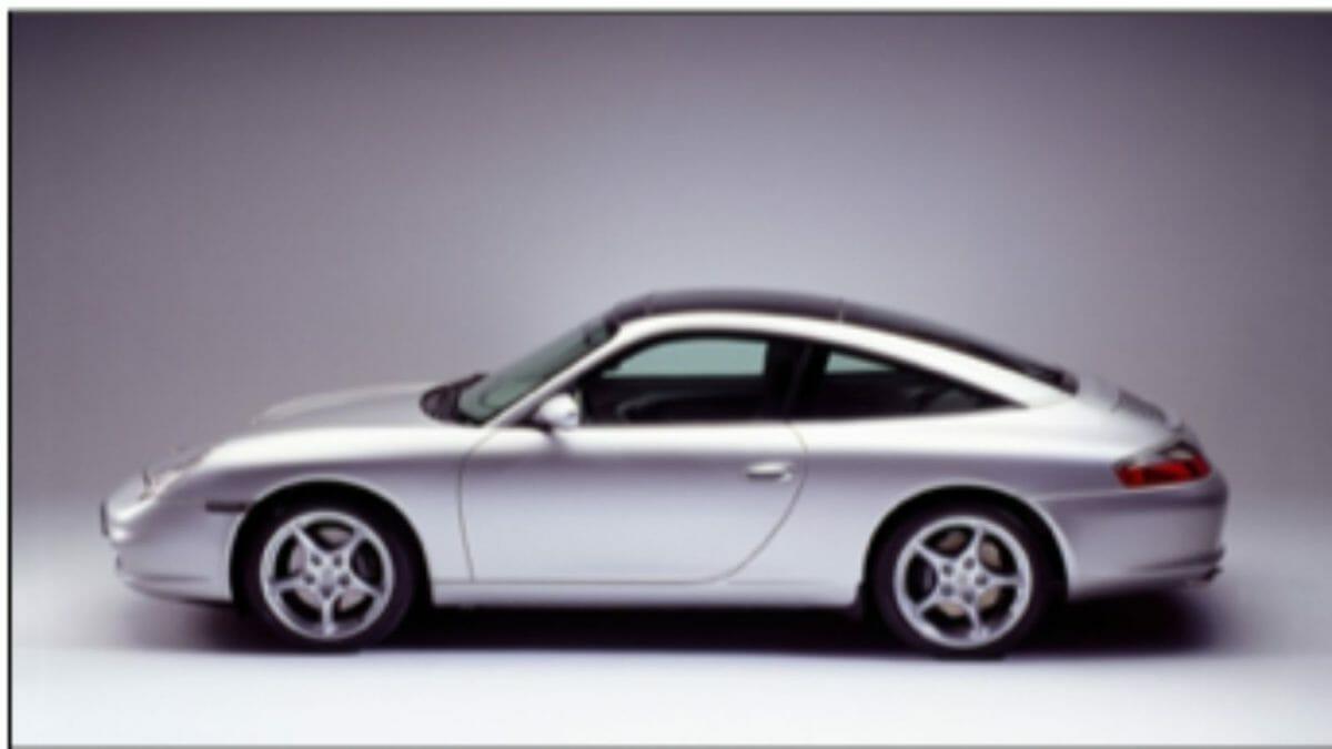 Porsche 911 Targa 5th gen