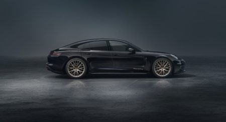 Porsche Panamera 10 Years Edition India (2)