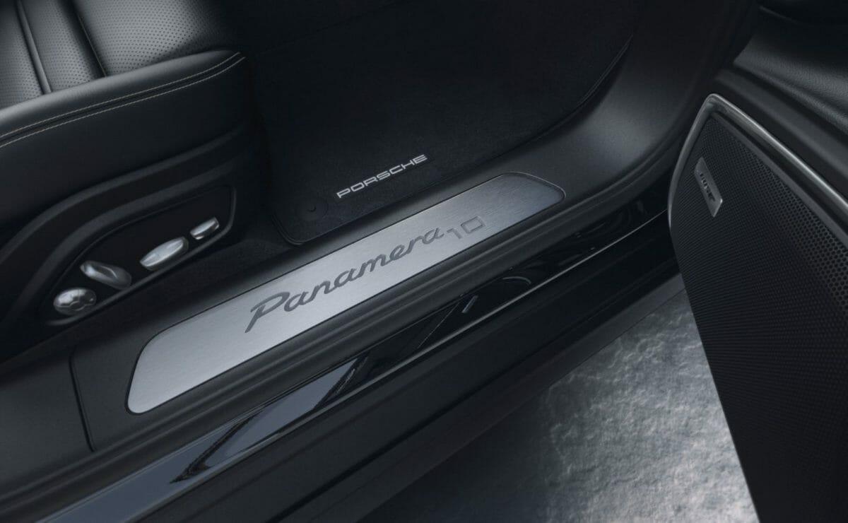 Porsche Panamera 10 Years Edition India (4)