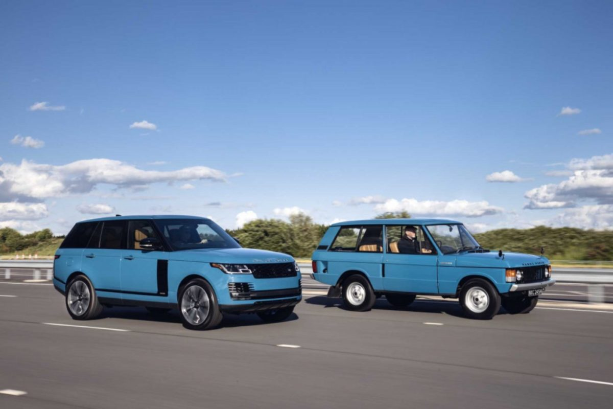 Range Rover Fifty Limited edition 1