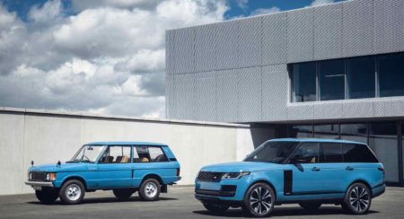 Range Rover Fifty Limited edition 2