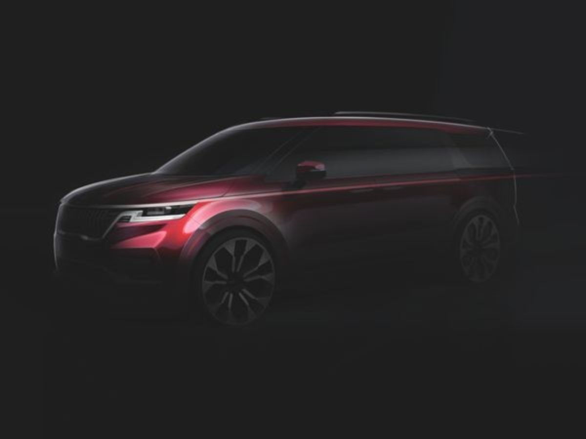Kia Carnival Teased Ahead Of World Premiere