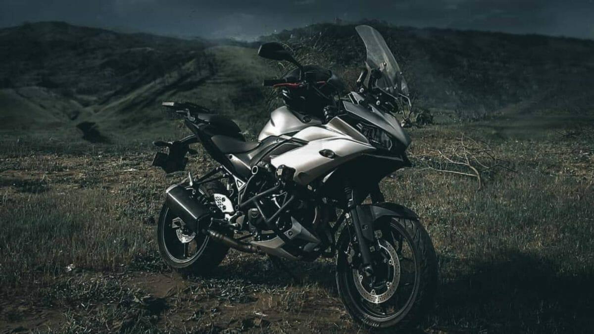 Yamaha R25 Modified Tenere 250