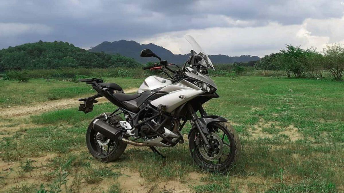 Yamaha R25 Modified Tenere 250 2