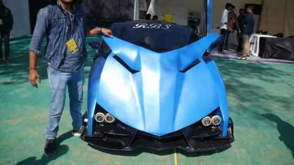eeco7 sportcar front
