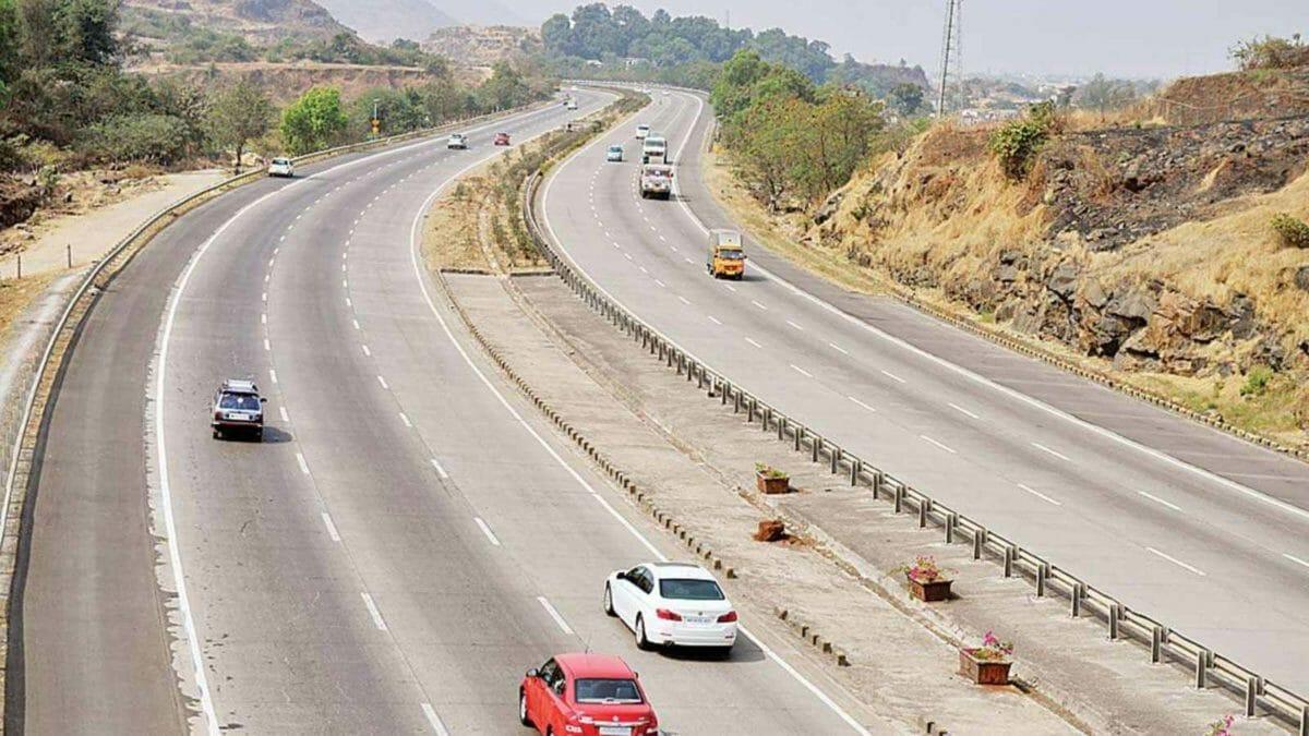 expressway mumbai pune