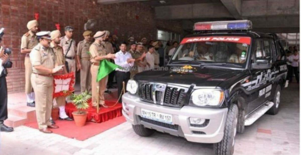 mahindra getaway punjab police (1)