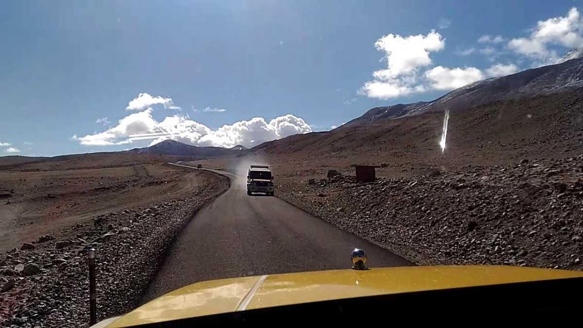 Dongkha La Pass