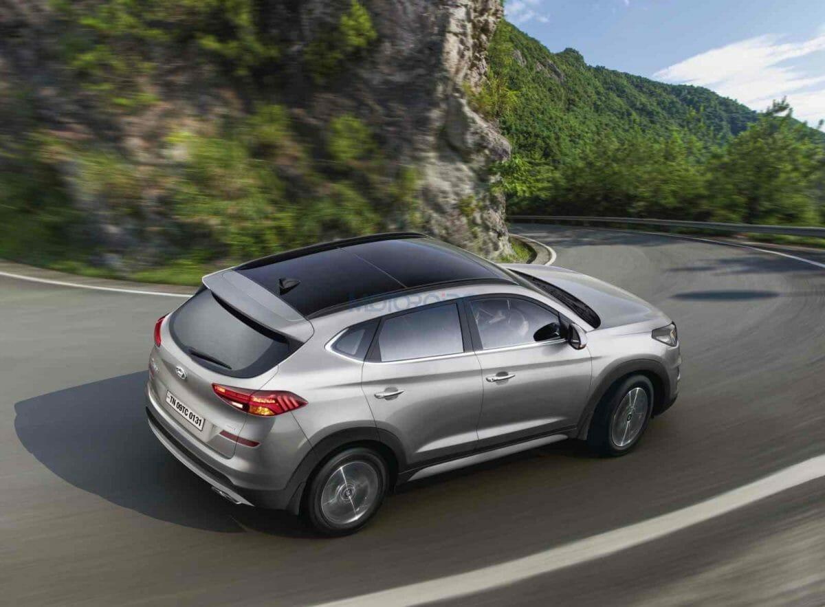 2020 Hyundai Tucson Hill start Assist Control (HAC)