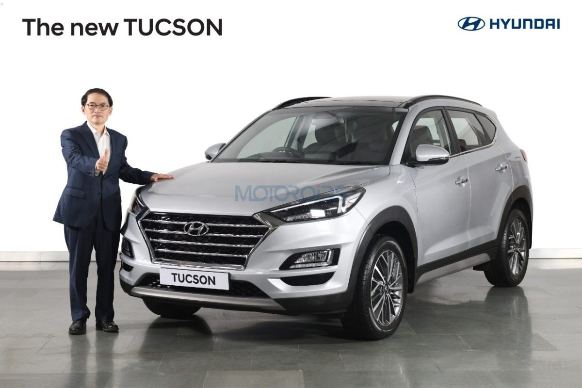 2020 Hyundai Tucson Launch
