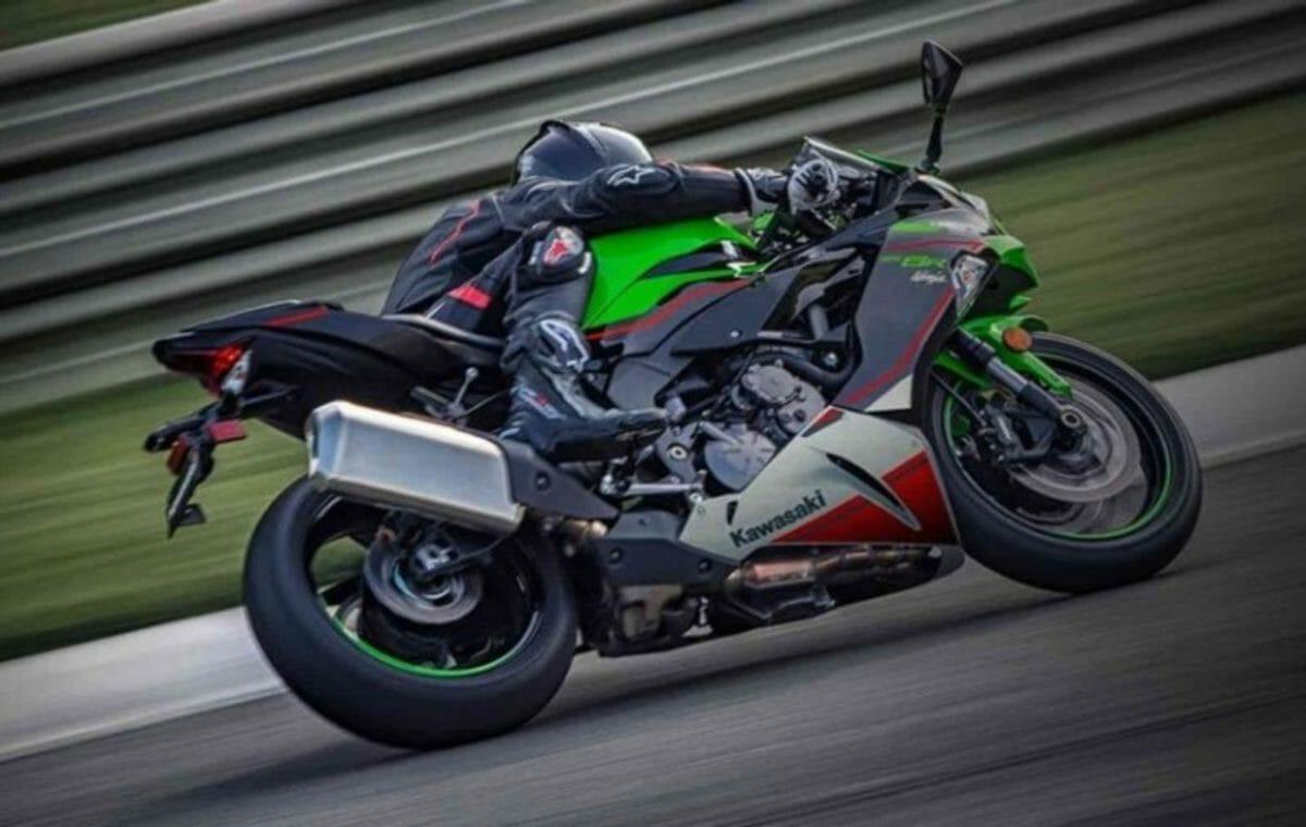 2021 Kawasaki ZX 6R