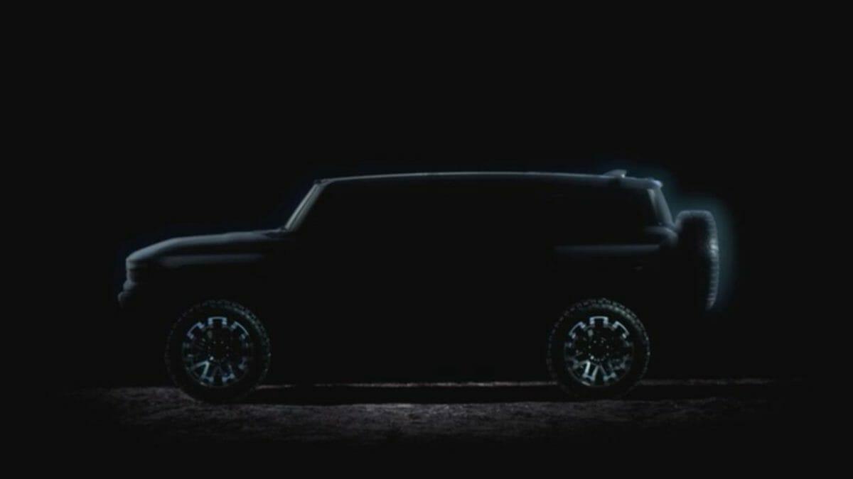 2022 GMC Hummer EV SUV (1)