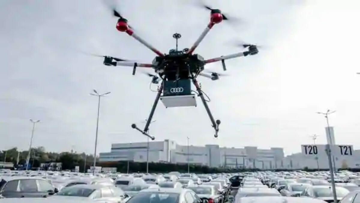 Audi Drone 2