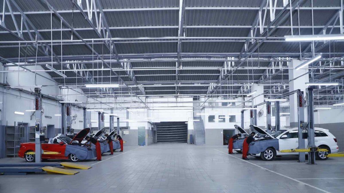 Audi Service Delhi West Interior Image (1) (1)