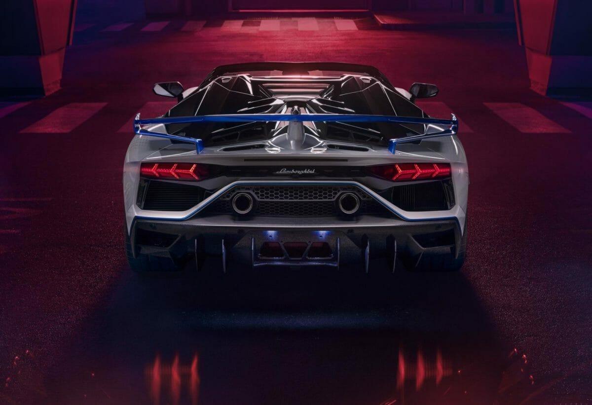 Aventador SVJ Xago Lamborghini 3