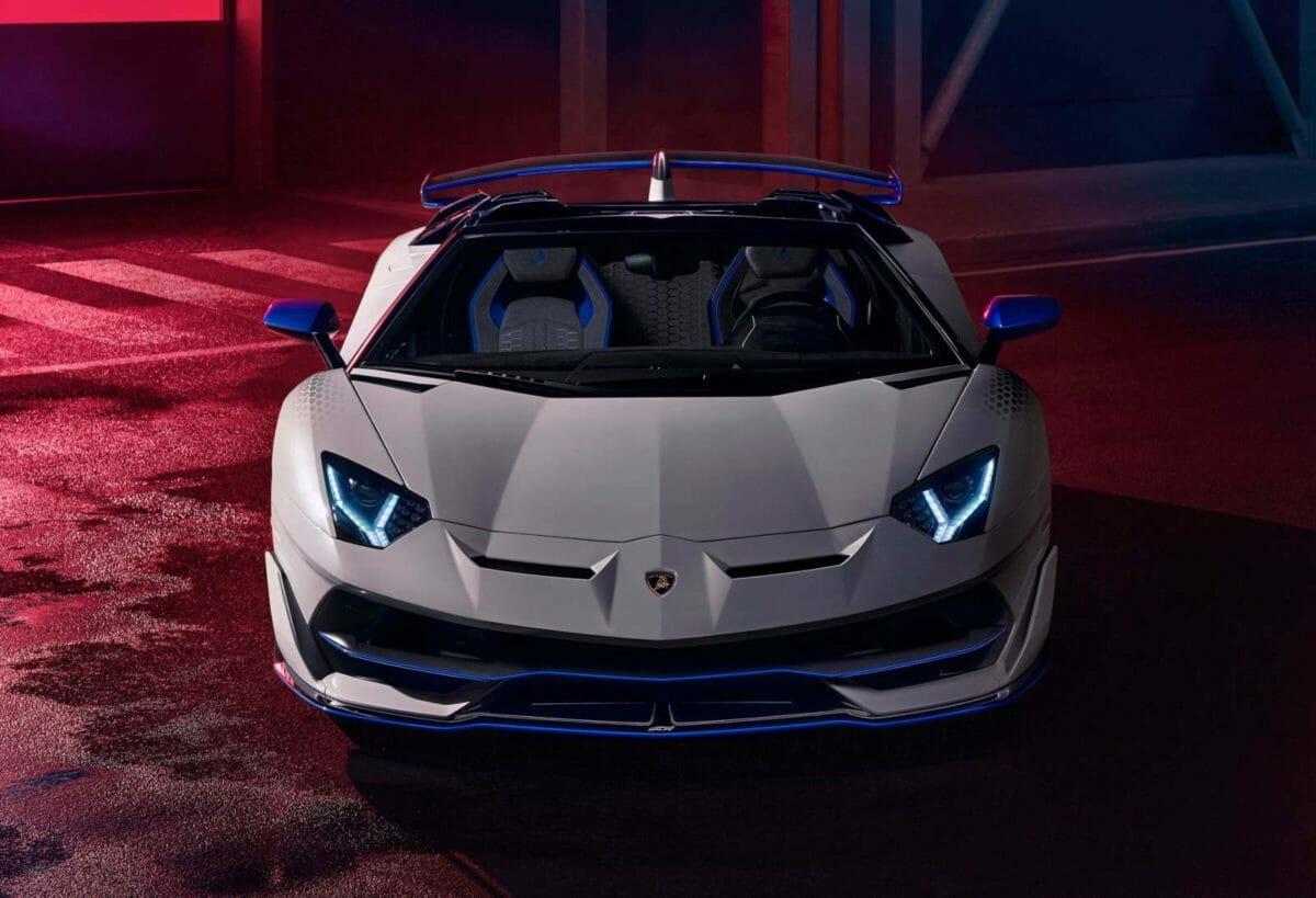 Aventador SVJ Xago Lamborghini 4