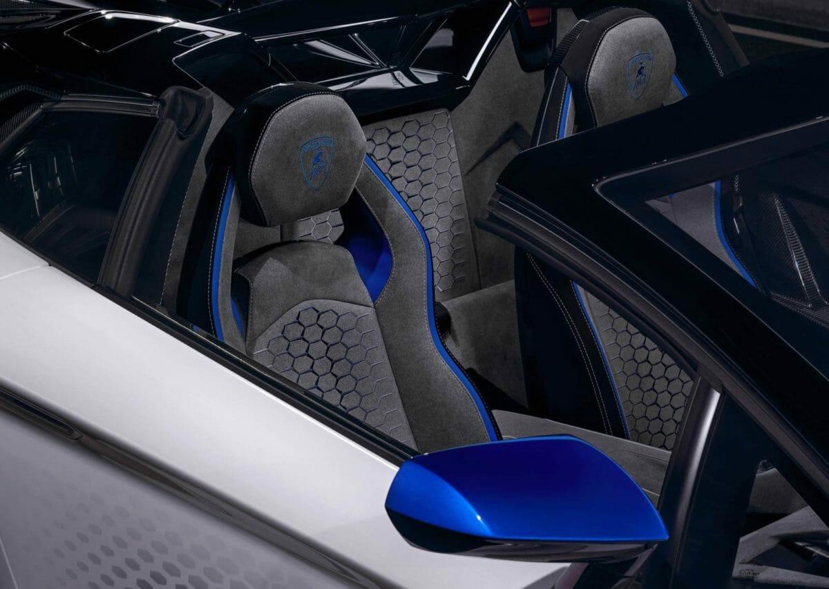 Aventador SVJ Xago Lamborghini 5
