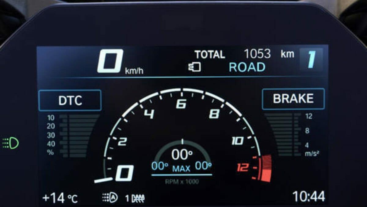 BMW S 1000 XR 3