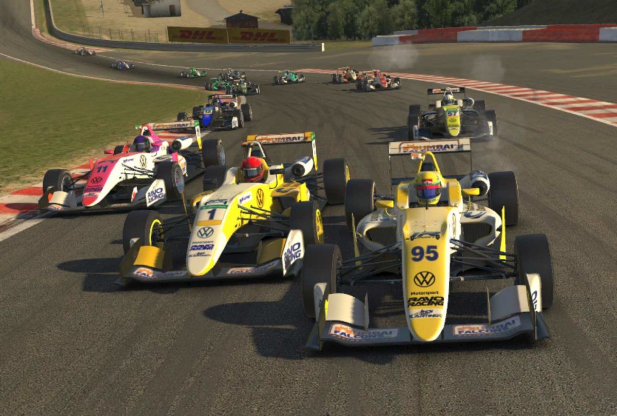 Glimpse of the fourth edition of Indian eRacing Championship