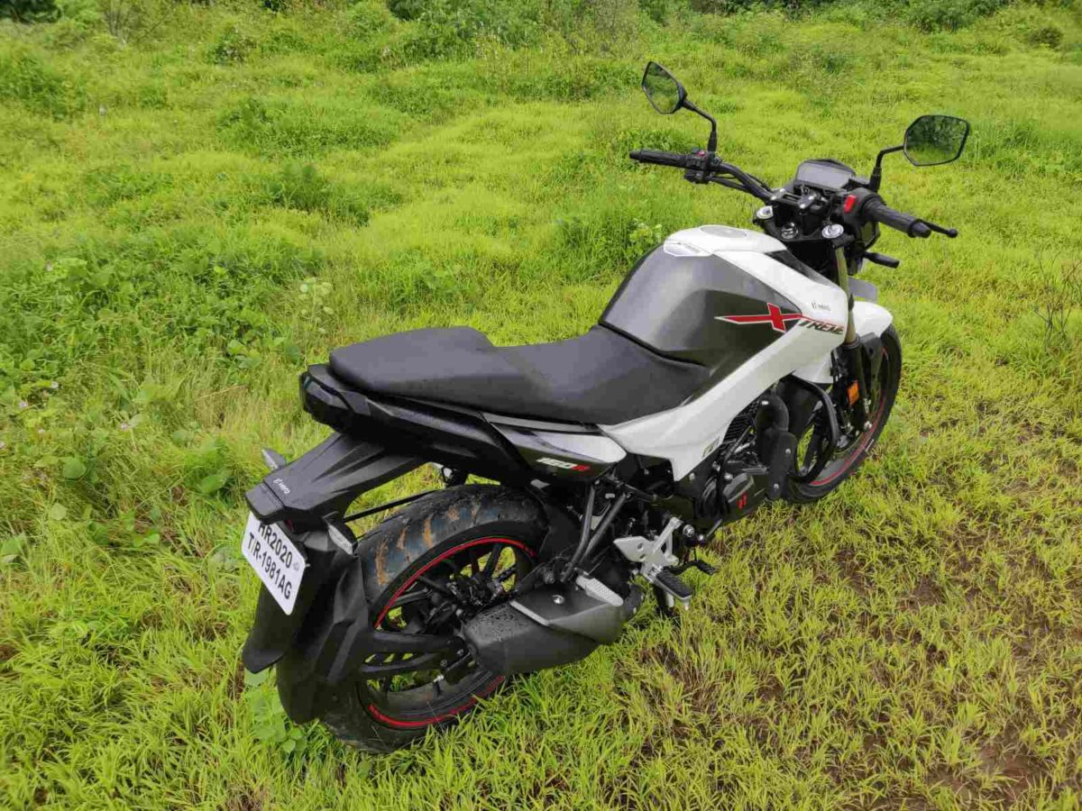 Hero Xtreme 160R Review (1)