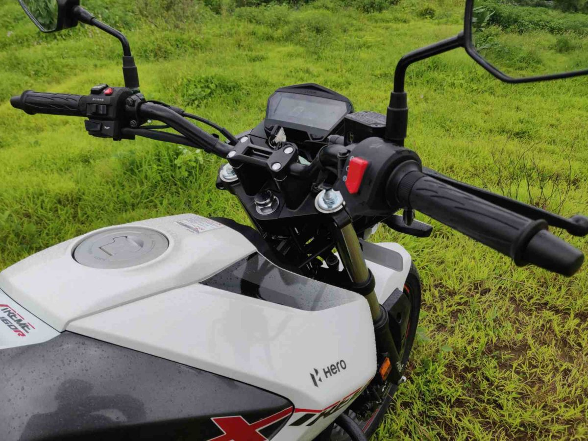 Hero Xtreme 160R Review (2)