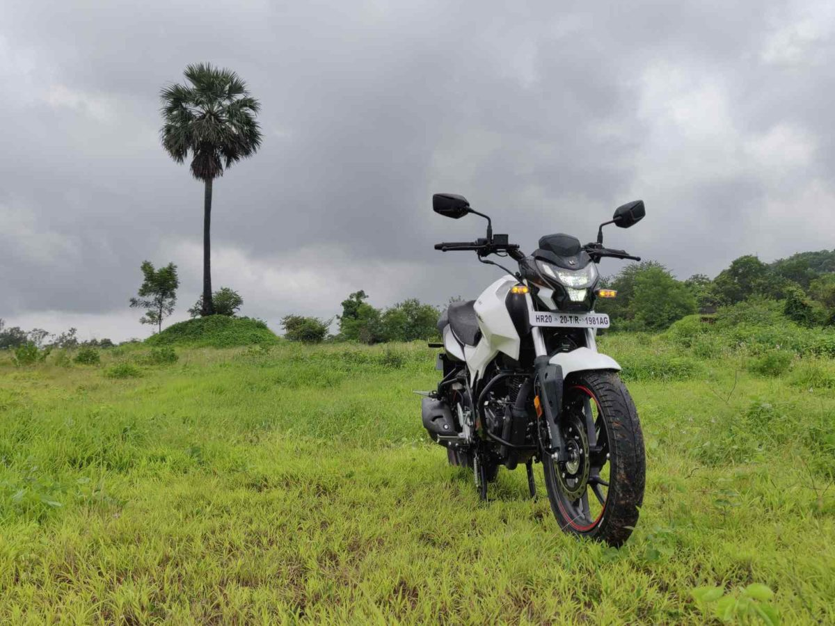 Hero Xtreme 160R Review (4)
