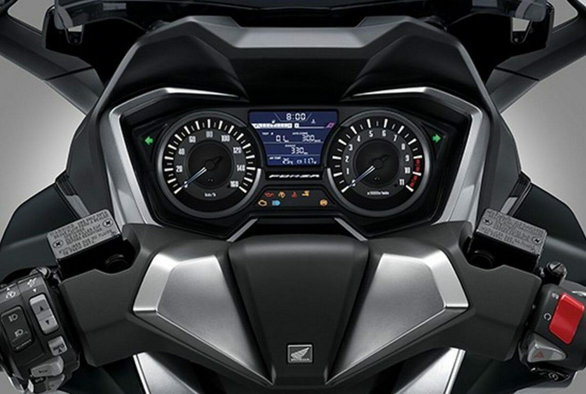 Honda Forza 350 Speedo 1536×1033 (1)