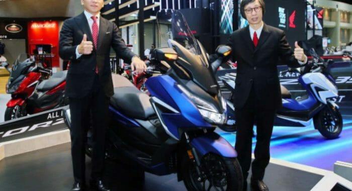 New Honda Motorcycles >> Honda Forza 350 Maxi Scooter Introduced In Thailand; India ...