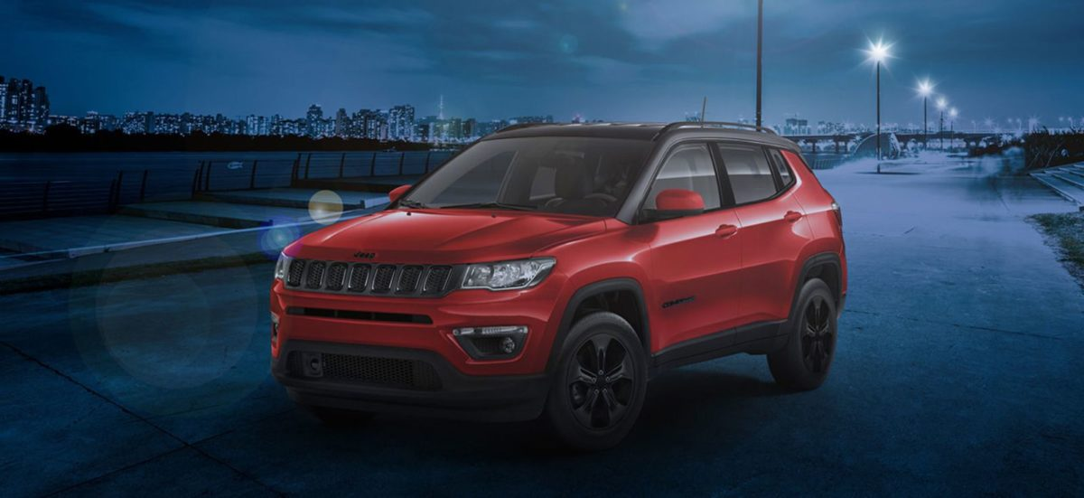 Jeep=Compass Night Eagle front
