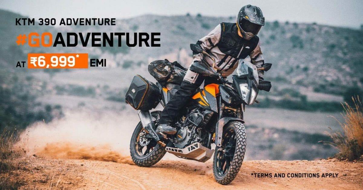 KTM 390 Adventure ownership plan 1