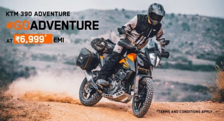 KTM 390 Adventure ownership plan 1