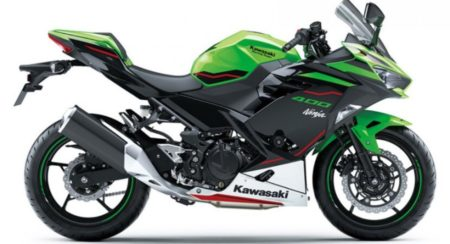 Kawasaki Ninja 400 MY2021