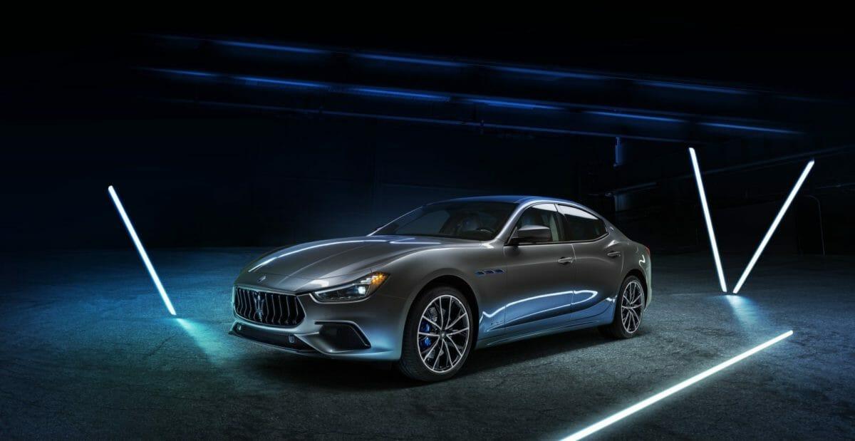 Maserati Ghibli Hybrid (1)