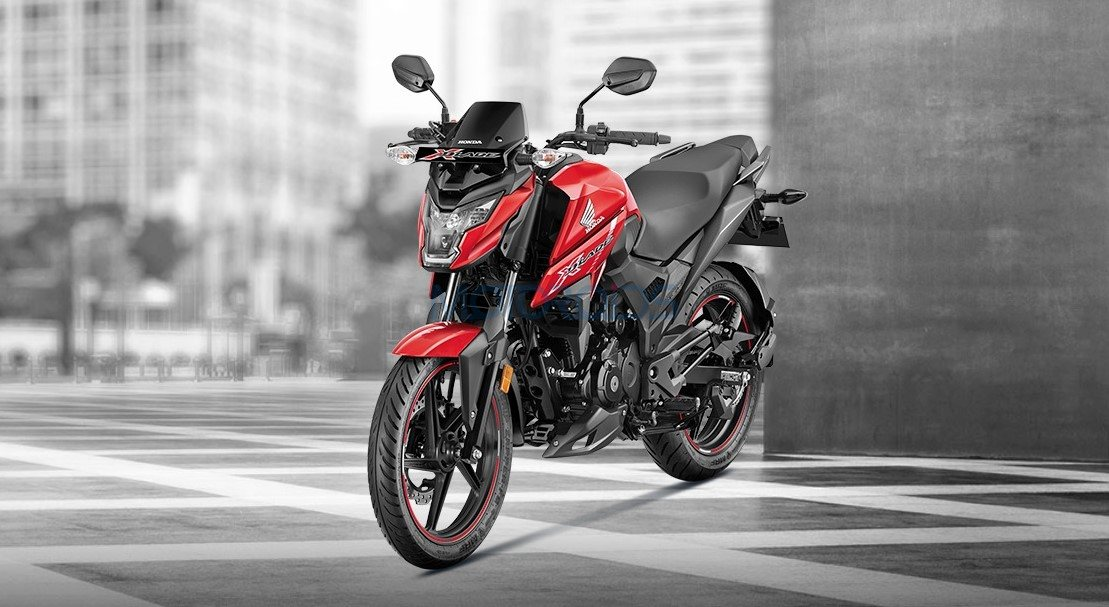 NEw Honda X Blade BS6 Front
