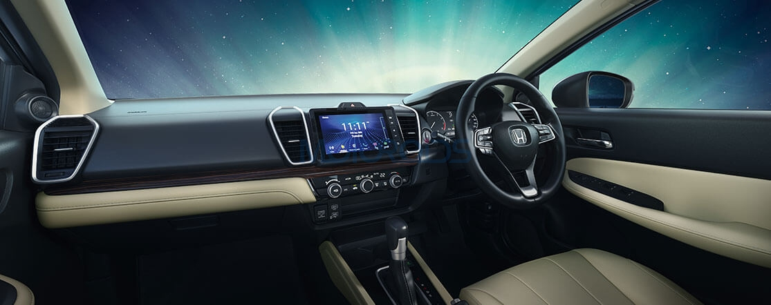 New Honda City Interior