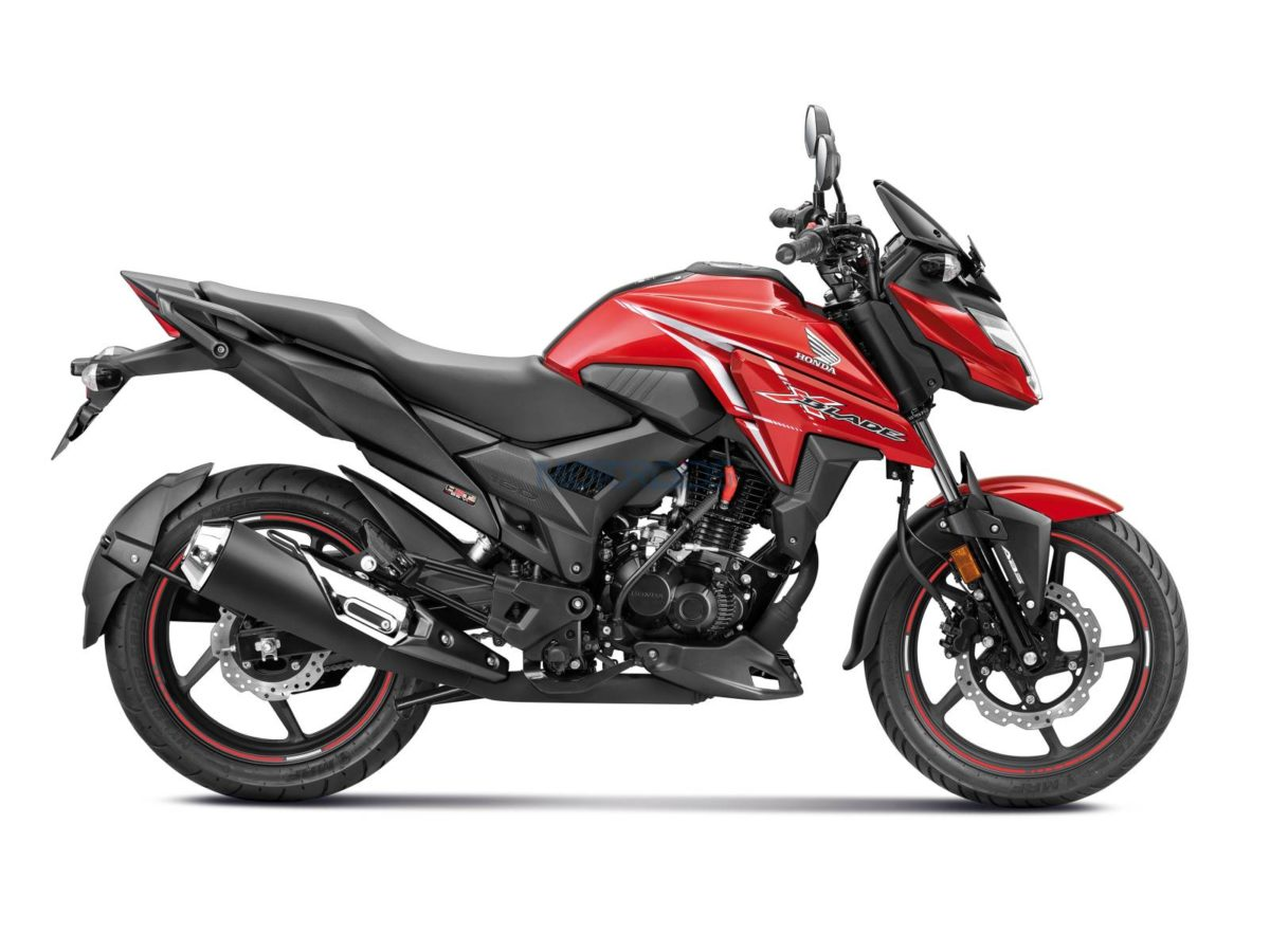 New Honda X Blade BS6