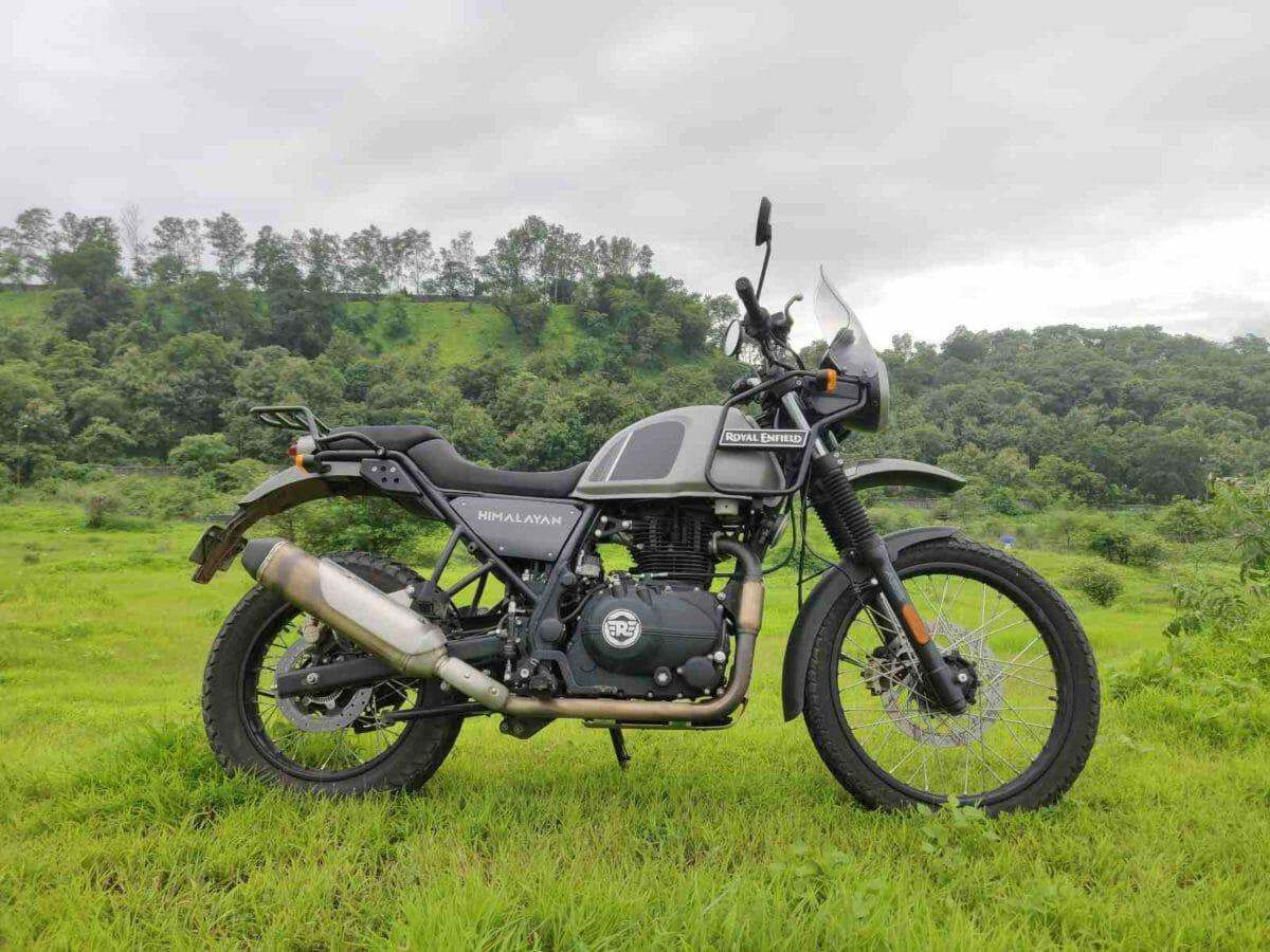 RE Himalayan Review