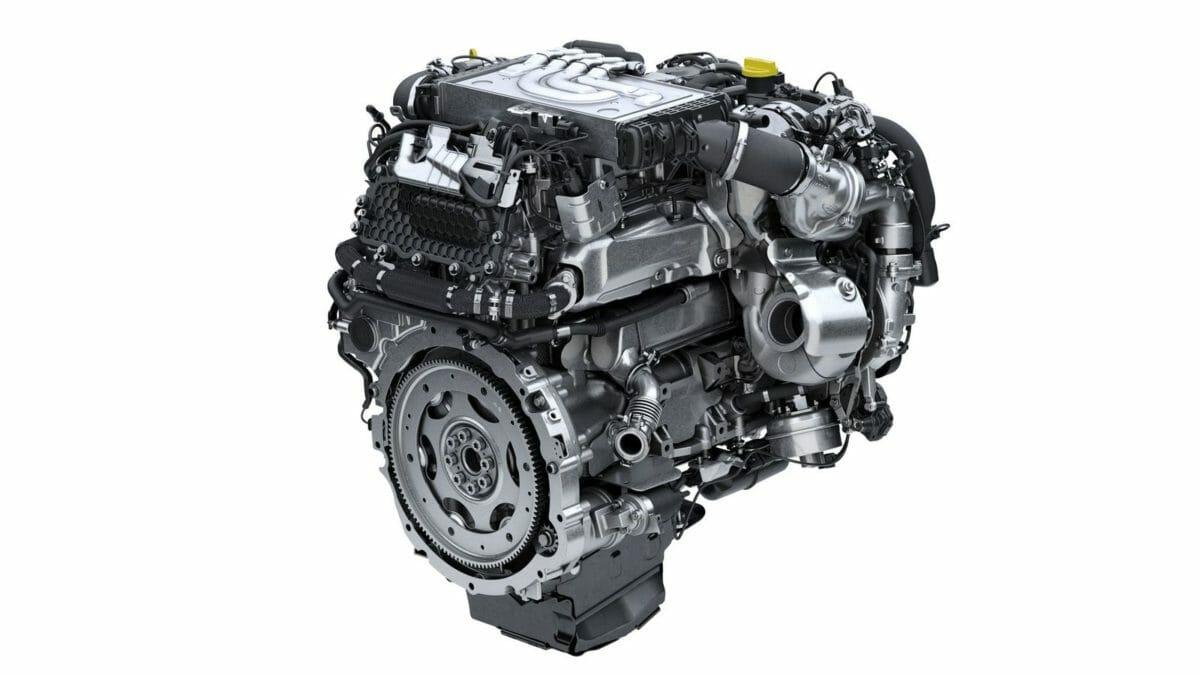 Range Rover ingenium 6 cylinder