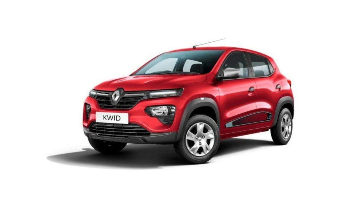 Renault Kwid RXL (1)